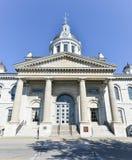 加拿大市政厅金斯敦安大略 库存图片