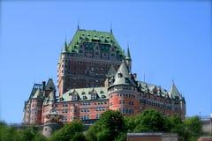 加拿大市魁北克 免版税图库摄影