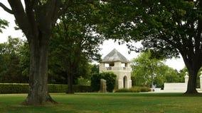 加拿大战争公墓在法国 影视素材