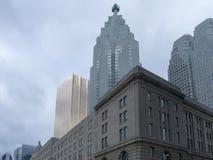 加拿大摩天大楼多伦多 图库摄影