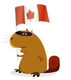 加拿大日 向量例证
