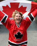 加拿大日 免版税库存图片