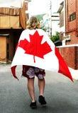 加拿大日 库存照片