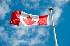 加拿大标志 库存图片