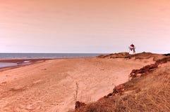 加拿大爱德华海岛王子 库存照片