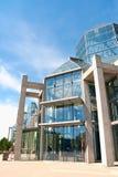 加拿大的国家画廊在渥太华 免版税图库摄影