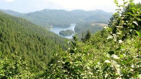 加拿大的自然秀丽 库存图片