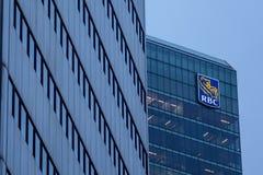 加拿大皇家银行的总部在多伦多,加拿大 免版税库存照片