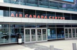 加拿大航空中心 图库摄影