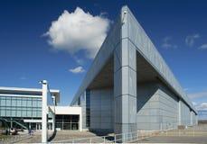 加拿大航空和太空博物馆 免版税库存图片