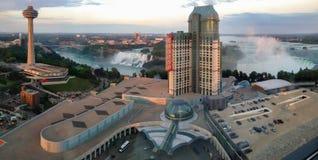 加拿大落尼亚加拉 免版税图库摄影