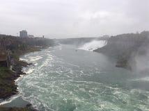 加拿大落尼亚加拉 免版税库存照片