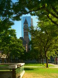 加拿大都市风景我多伦多 免版税库存图片