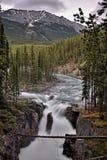 加拿大,碧玉国家公园 免版税库存图片
