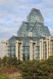 加拿大画廊国民 免版税库存图片