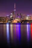 加拿大150多伦多 库存照片