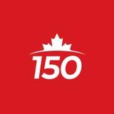 加拿大150 库存照片