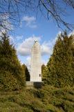 加拿大juliaan纪念碑st 库存图片