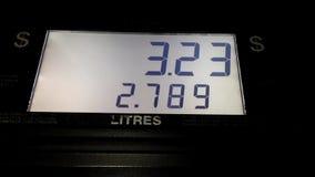 加气体的上涨成本 影视素材
