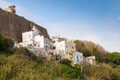 更加气味强烈的摩洛哥 老房子在麦地那 免版税库存图片