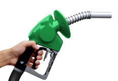加油泵 免版税图库摄影