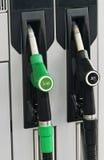 加油站 免版税库存图片