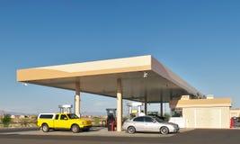 加油站 库存图片