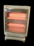 加热器发光 免版税图库摄影