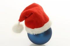 加盖克劳斯・圣诞老人 免版税库存照片