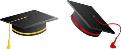 加盖毕业 免版税库存照片