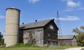 加菲尔德农场 库存图片