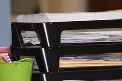 加起的工作 免版税库存图片