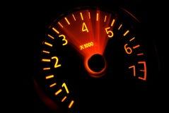加速度rpm 免版税库存图片