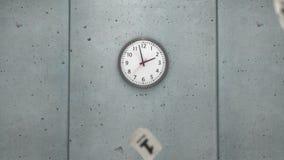 加速的时间 免版税库存图片