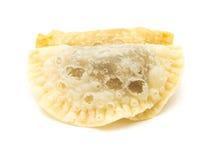 加那利群岛甜点-特鲁查斯de fruta 免版税库存照片