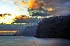 加那利群岛西班牙tenerife 免版税库存照片