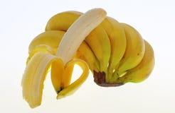 从加那利群岛,西班牙的香蕉 库存照片