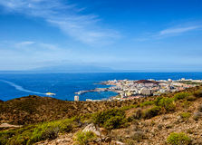 加那利群岛tenerife 西班牙 免版税库存图片