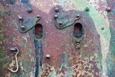 加里宁格勒 门面的细节堡垒第11 免版税库存图片