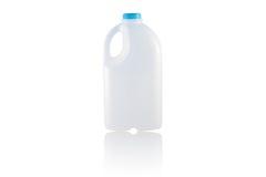 加仑牛奶 库存照片