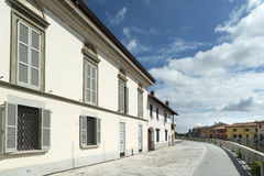 加贾诺(米兰,意大利) 免版税图库摄影