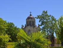 维加del Pozo的伯爵夫人的万神殿 免版税库存图片