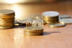 财务&银行业务概念 免版税库存图片