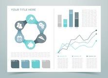 财务Infographic第4页 库存图片