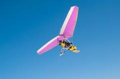 动力化的飞机 免版税库存图片
