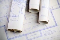 图纸 免版税库存照片