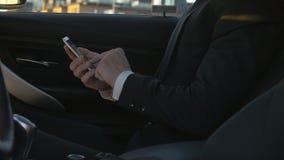 移动式摄影车运动沿玻璃 股票录像