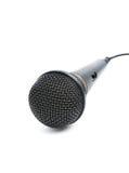 动态mic 免版税库存照片