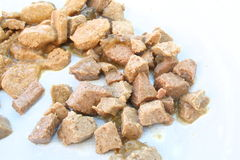 动物性食品 免版税库存图片