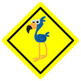 动物标志标志 图库摄影